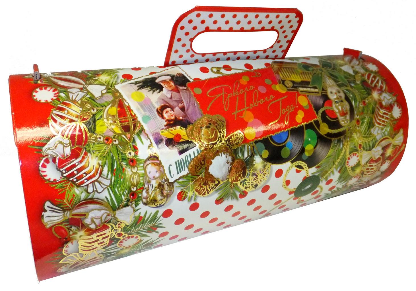 Упаковки для новогодних детских подарков у нас